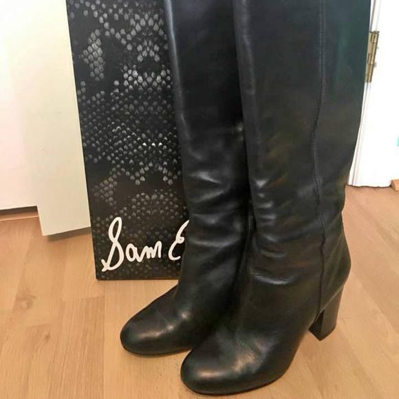 fd579ef253afb Sam Edelman Foster Tall boot. M 5b98226dc61777d587511b3e